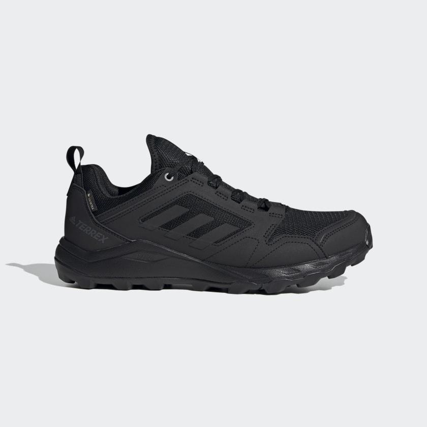 adidas Terrex Agravic TR GORE-TEX Trail Running Shoes - Black | adidas UK