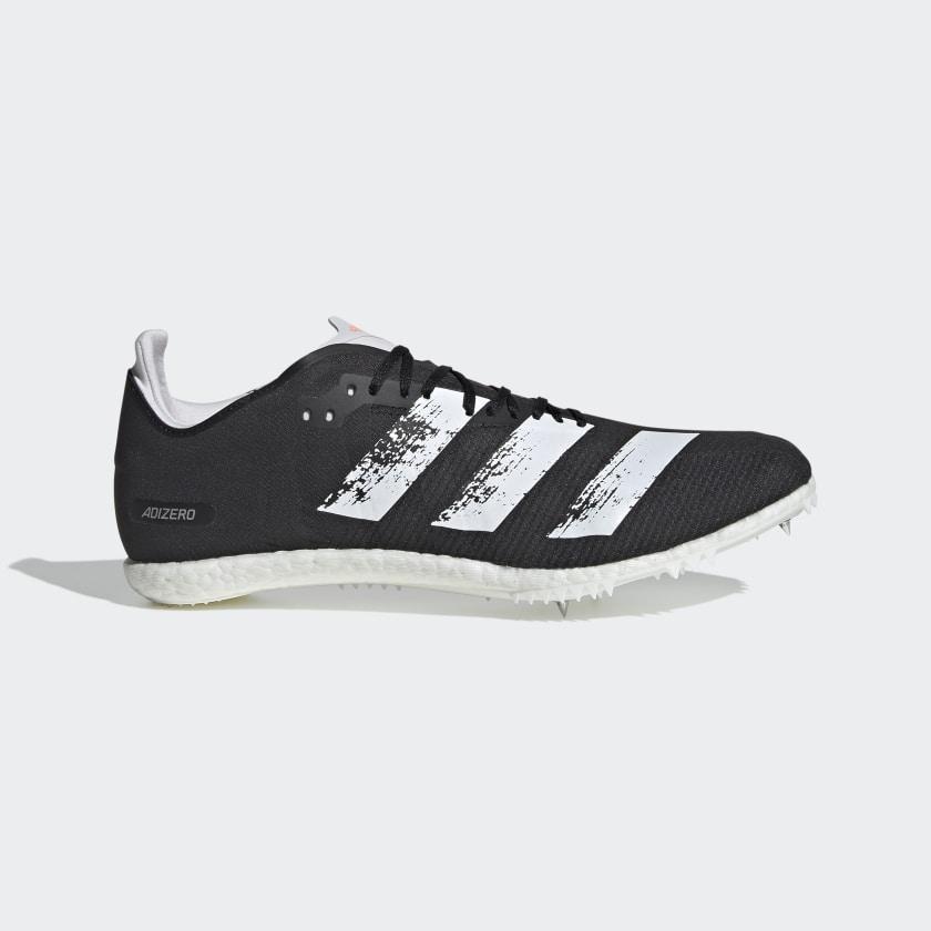 adidas Adizero Avanti Spikes - Black