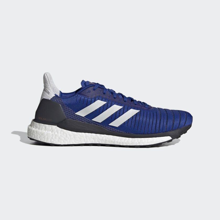 adidas SolarGlide 19 Shoes - Blue