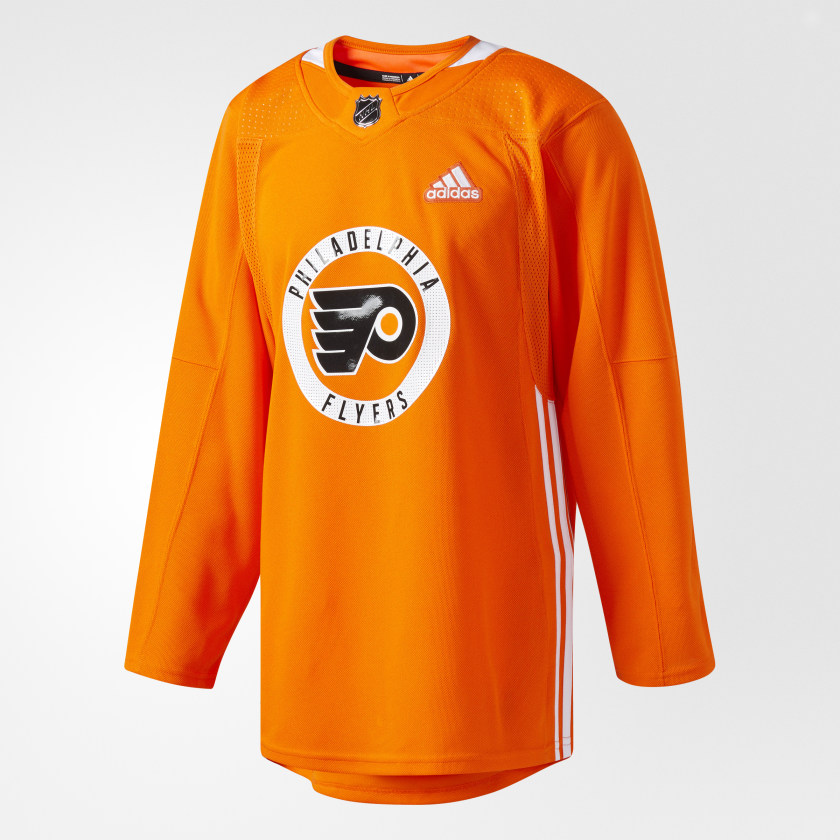 Adidas Flyers Authentic Practice Jersey Multi Adidas Us