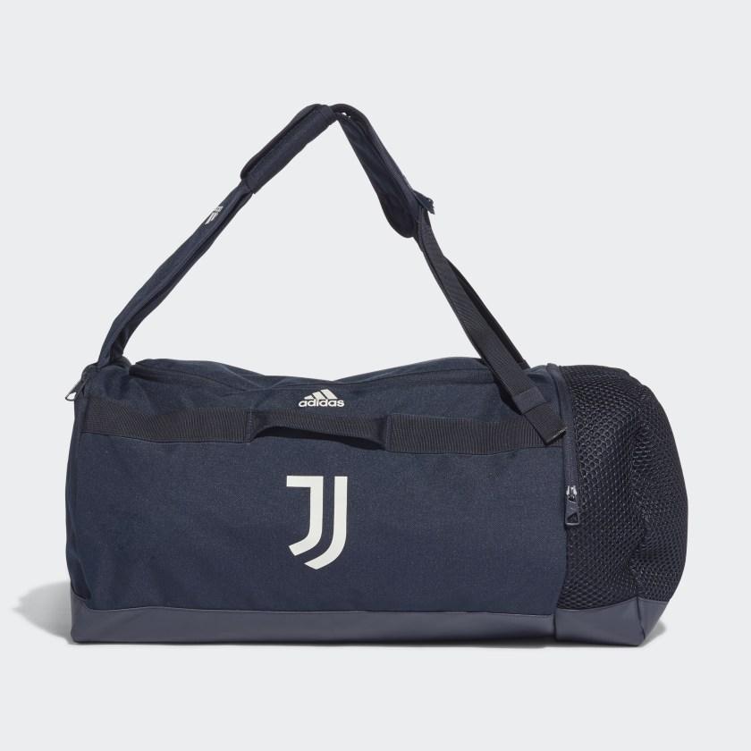 adidas Juventus Duffelbag, medium Svart Duffelbag