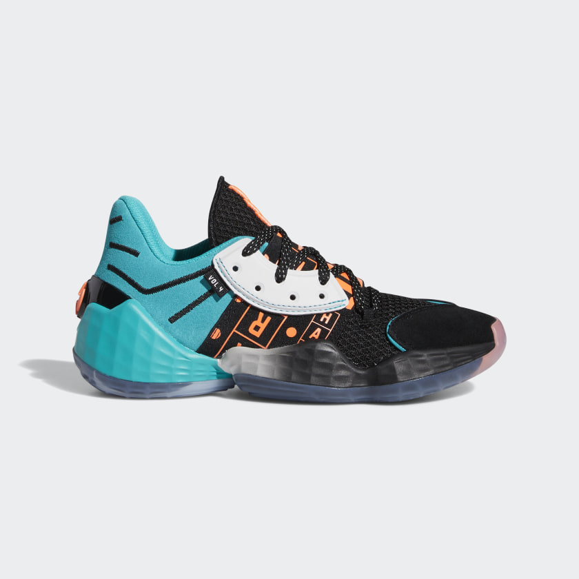 adidas Harden Vol. 4 Geek Up Shoes