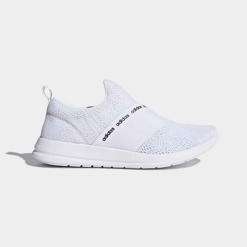 nadar Desviación solidaridad  adidas Cloudfoam Refine Adapt Shoes - White | adidas Turkey