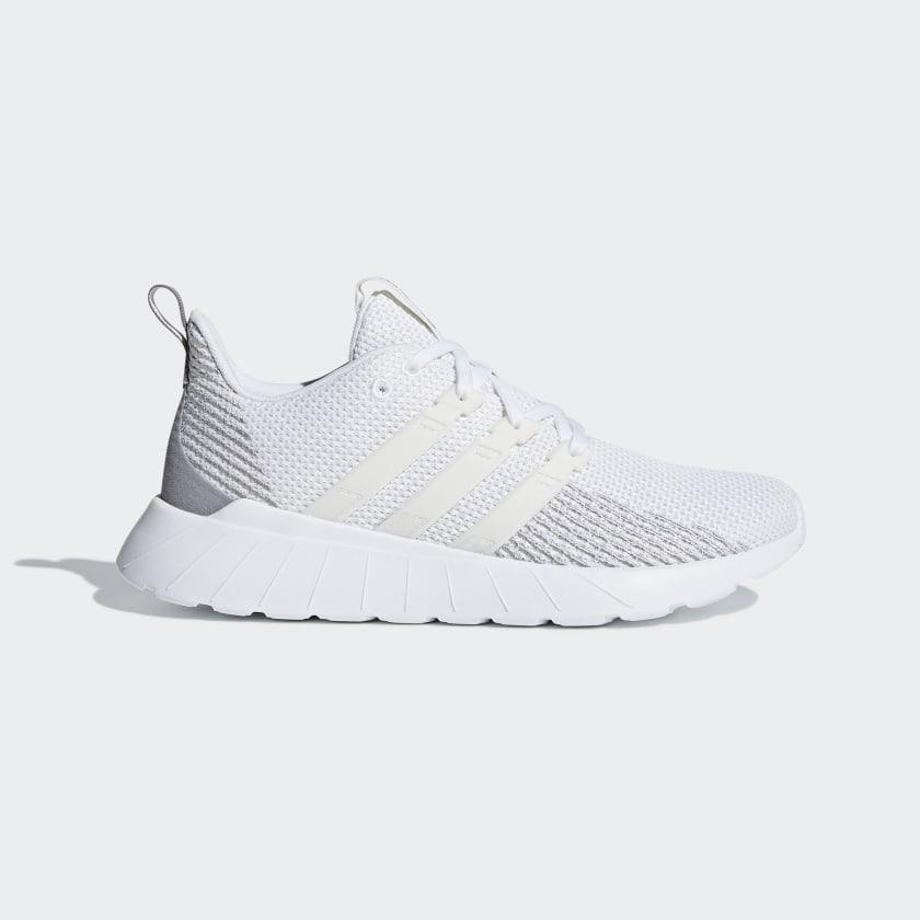 white slip on runners