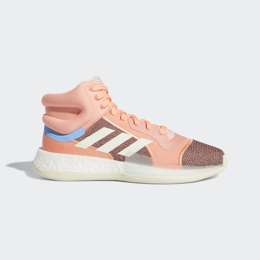 Temporizador En contra Grabar  adidas Marquee Boost Shoes - Orange | adidas US