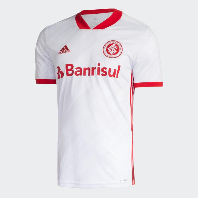 Camisa Internacional 2 Branco Adidas Adidas Brasil