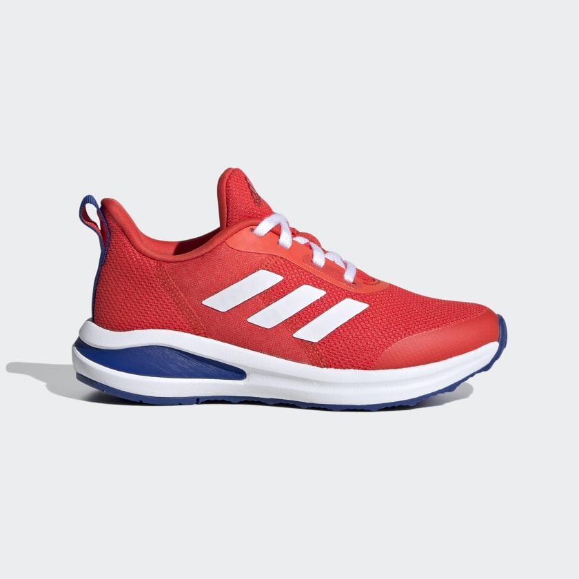 adidas FortaRun Running Shoes 2020 - Red | adidas US