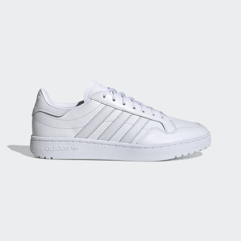 adidas Originals TEAM COURT Joggesko footwear white