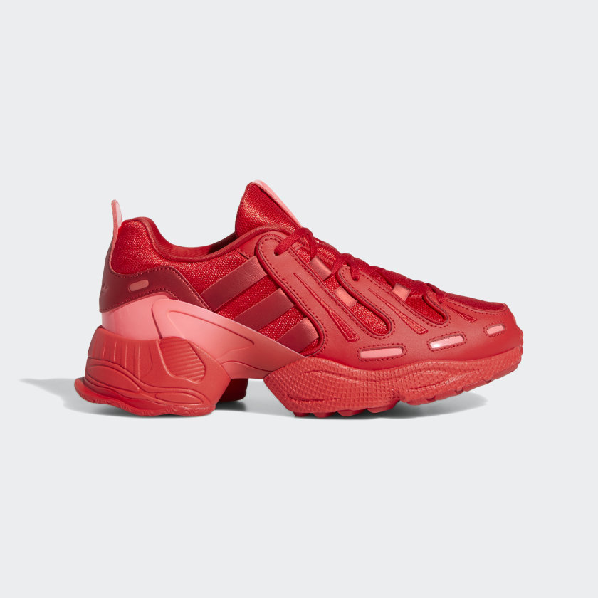 adidas EQT Gazelle Shoes - Red | adidas US