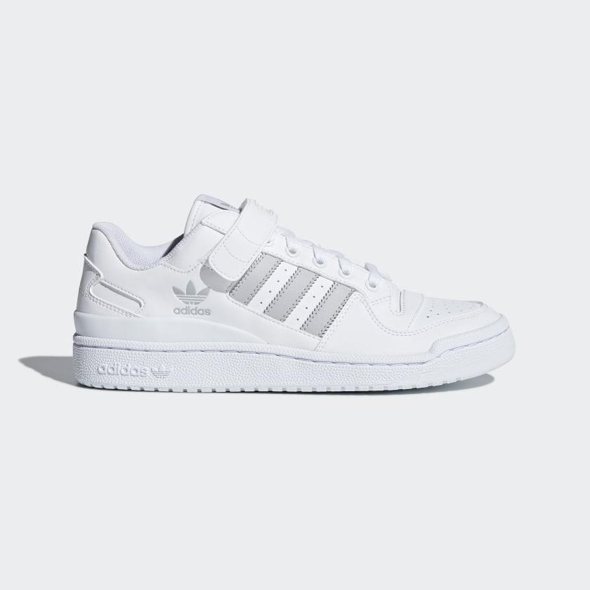 adidas Forum Low Shoes - White | adidas UK