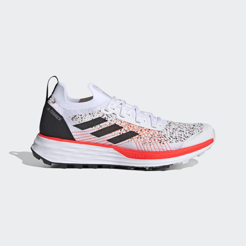 adidas Terrex Two Parley Trail Running Shoes - Λευκό   adidas Ελλάδα