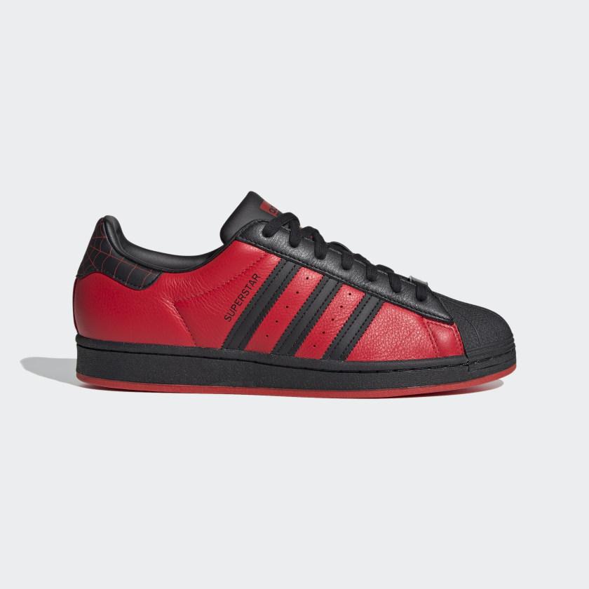Miles Morales Superstar Schuh
