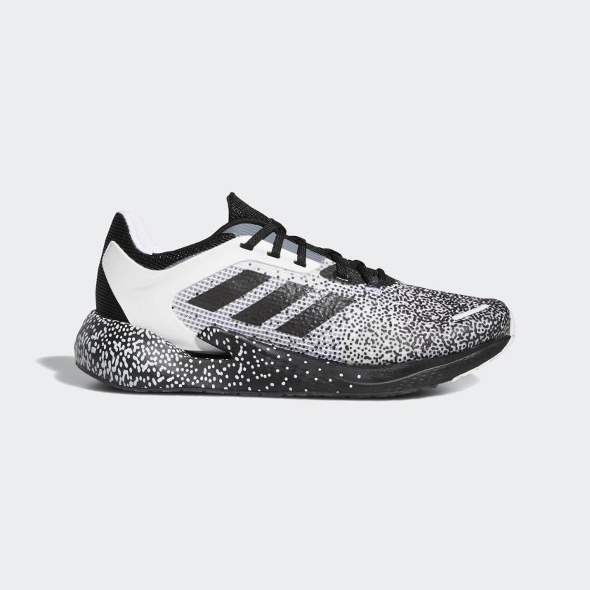 Adidas Mens Alphatorsion 360 Running Shoes (Core Black/Footwear White)