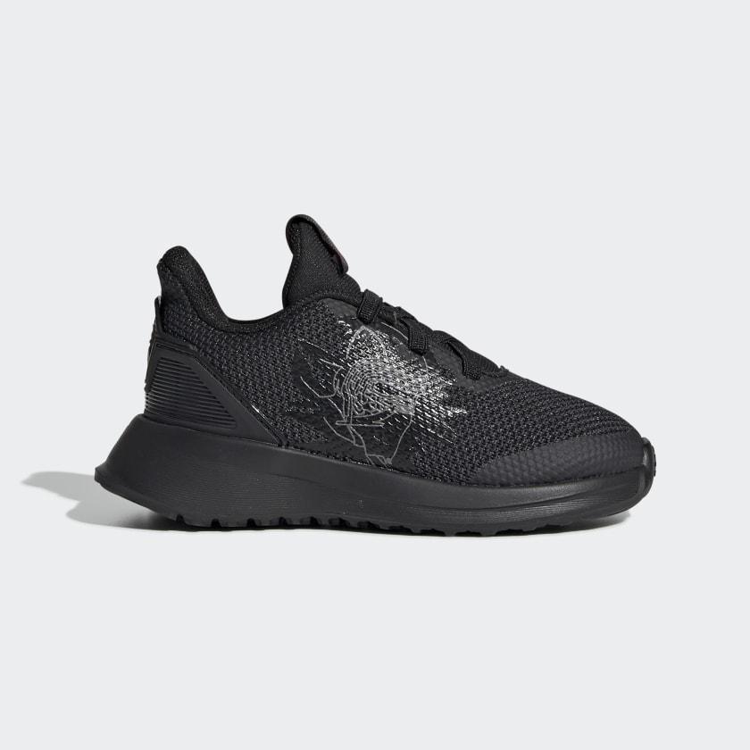 efectivo nombre de la marca mañana  adidas RapidaRun Star Wars Shoes - Black   adidas US