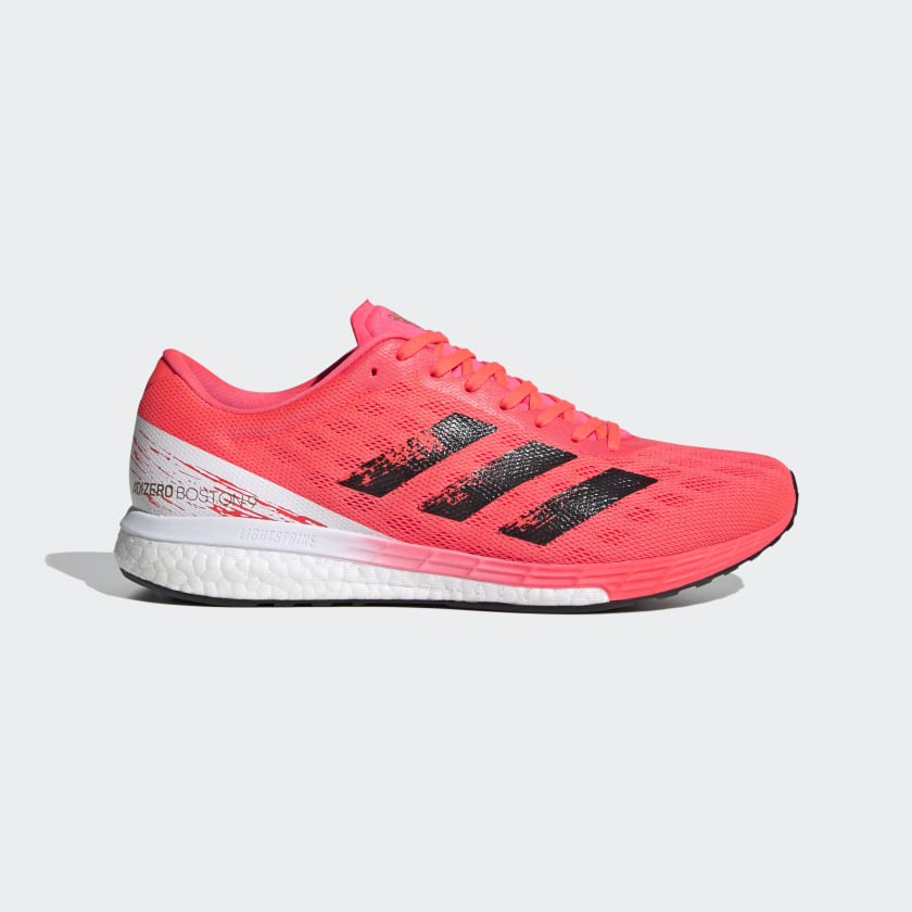 adidas boston rosse