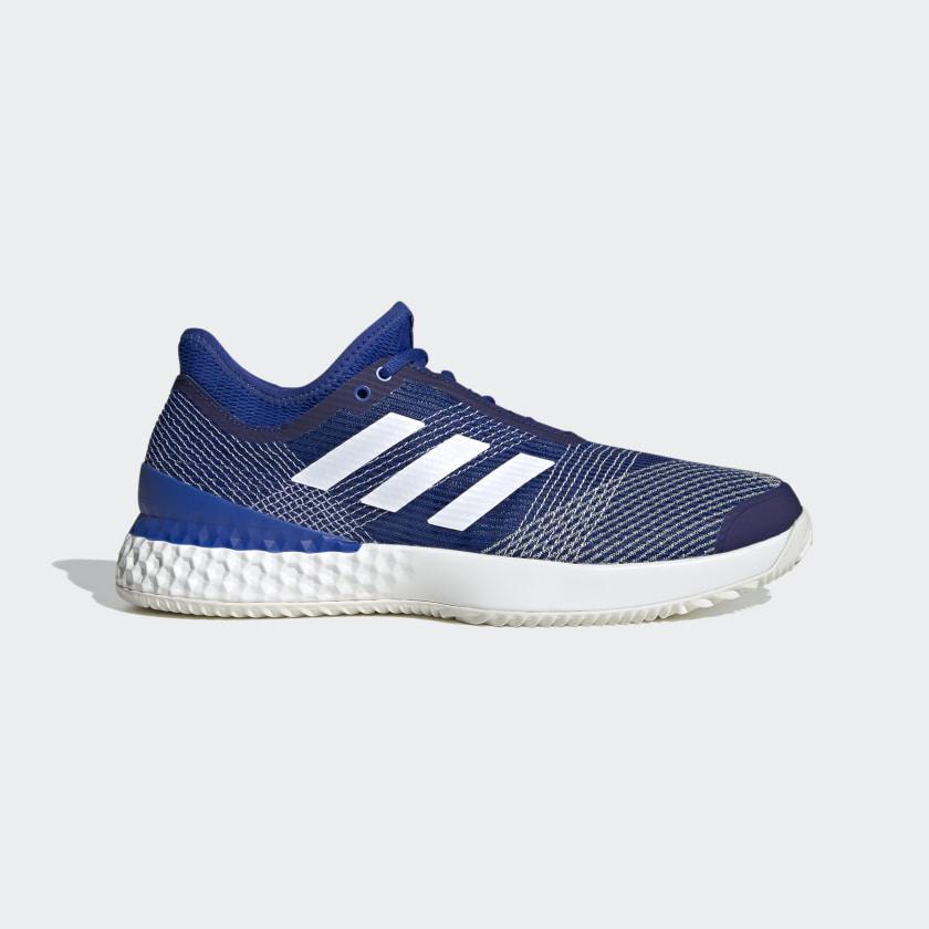 Es barato Fontanero Cielo  adidas Adizero Ubersonic 3.0 Clay Shoes - Blue | adidas US