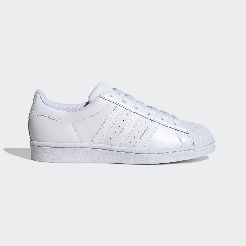 tallarines Rebajar sal  Women's Superstar All White Shoes | adidas US