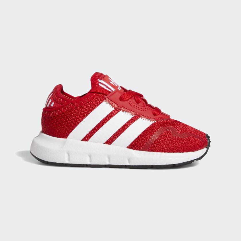 adidas Swift Run X Shoes - Red | adidas US
