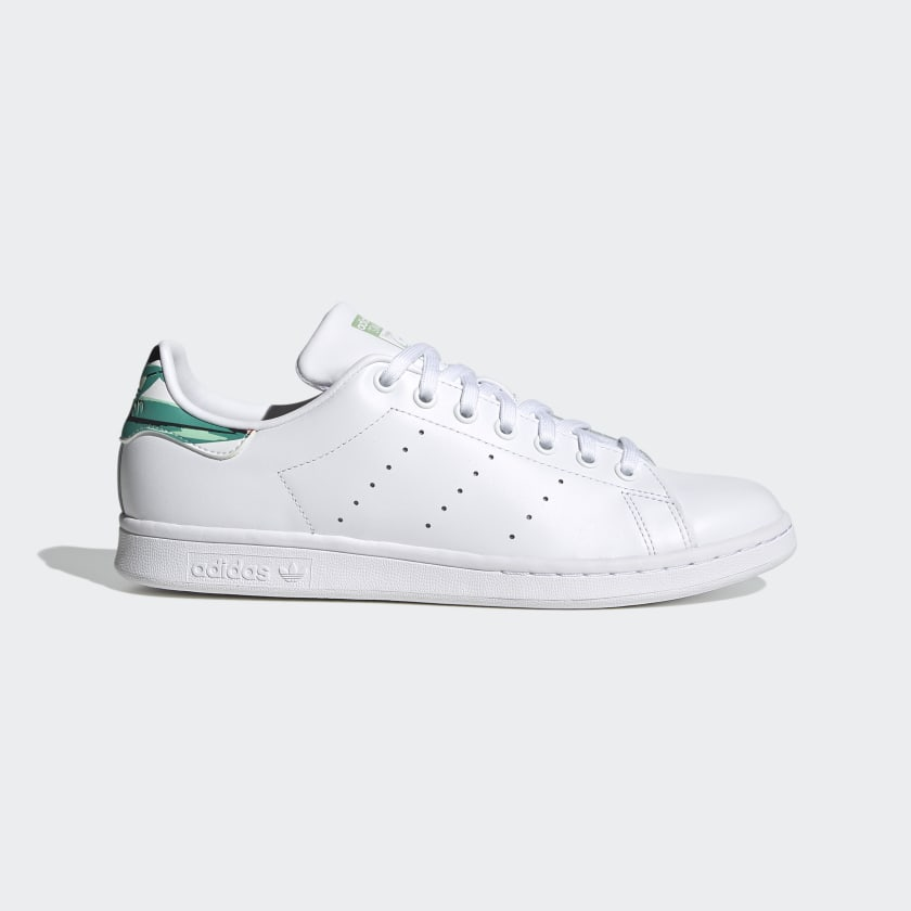 Stan Smith Tropical Print Sneakers