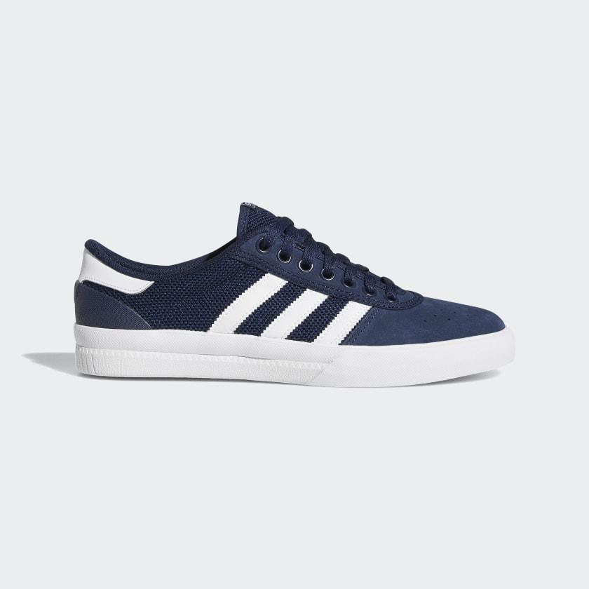 Hombre rico Acostumbrados a maldición  adidas Lucas Premiere Shoes - Blue | adidas US