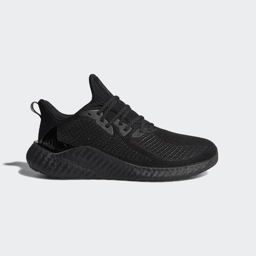 adidas Alphaboost Shoes - Black   adidas US