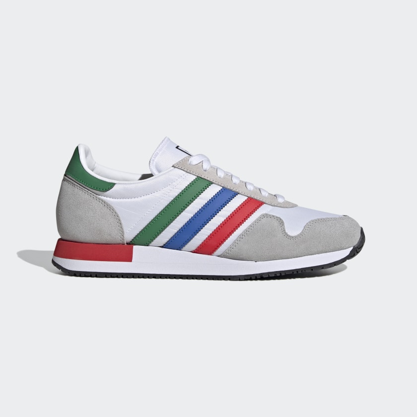 Adidas Usa 84 Shoes White Us