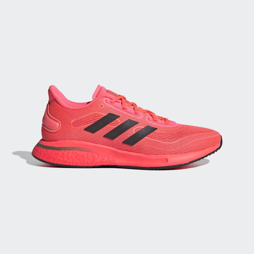 oasis Derecho temblor  adidas Supernova Shoes - Pink | adidas US
