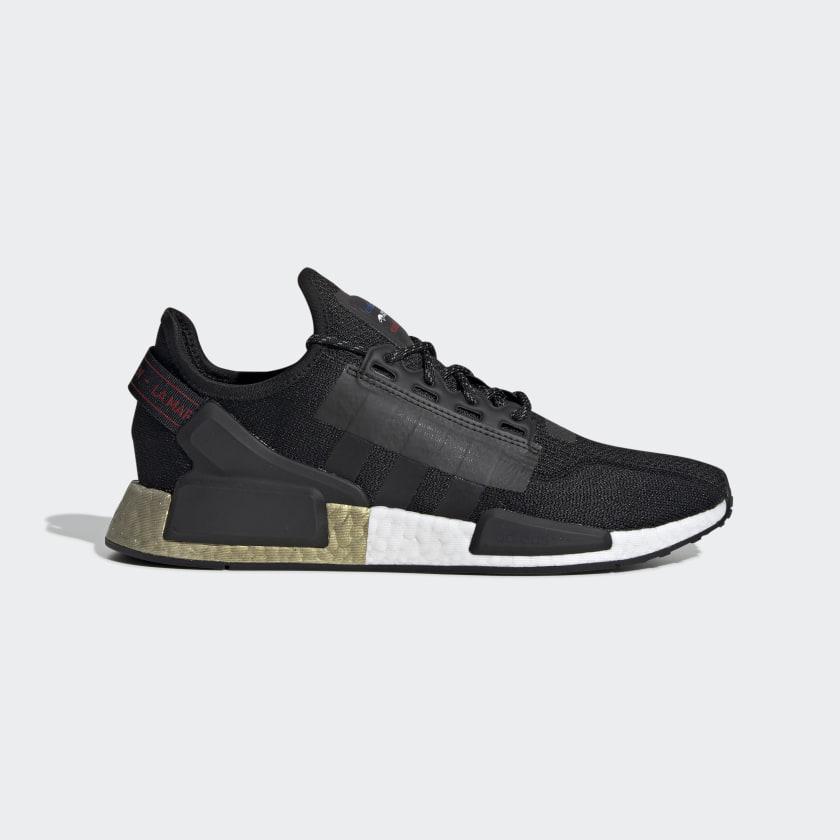 adidas NMD_R1 V2 Shoes - Black | adidas