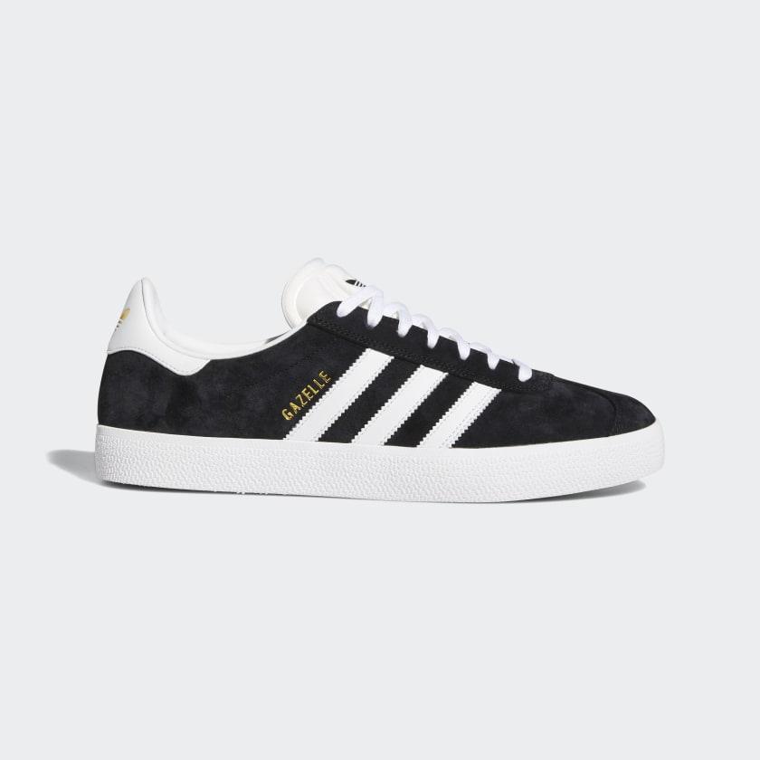 adidas Gazelle ADV Shoes - Black
