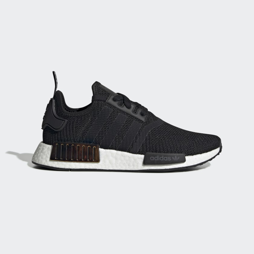 Women's NMD R1 Core Black Shoes | adidas US