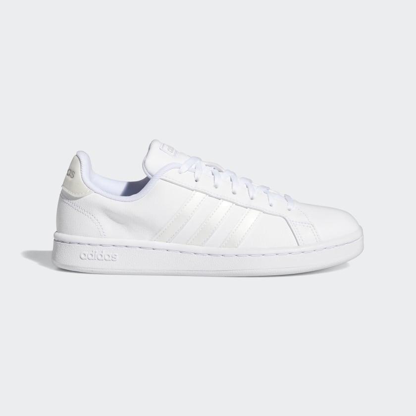 adidas Grand Court Shoes - White | adidas Canada