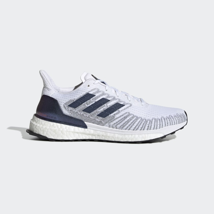 adidas Solarboost ST 19 Shoes - White   adidas US