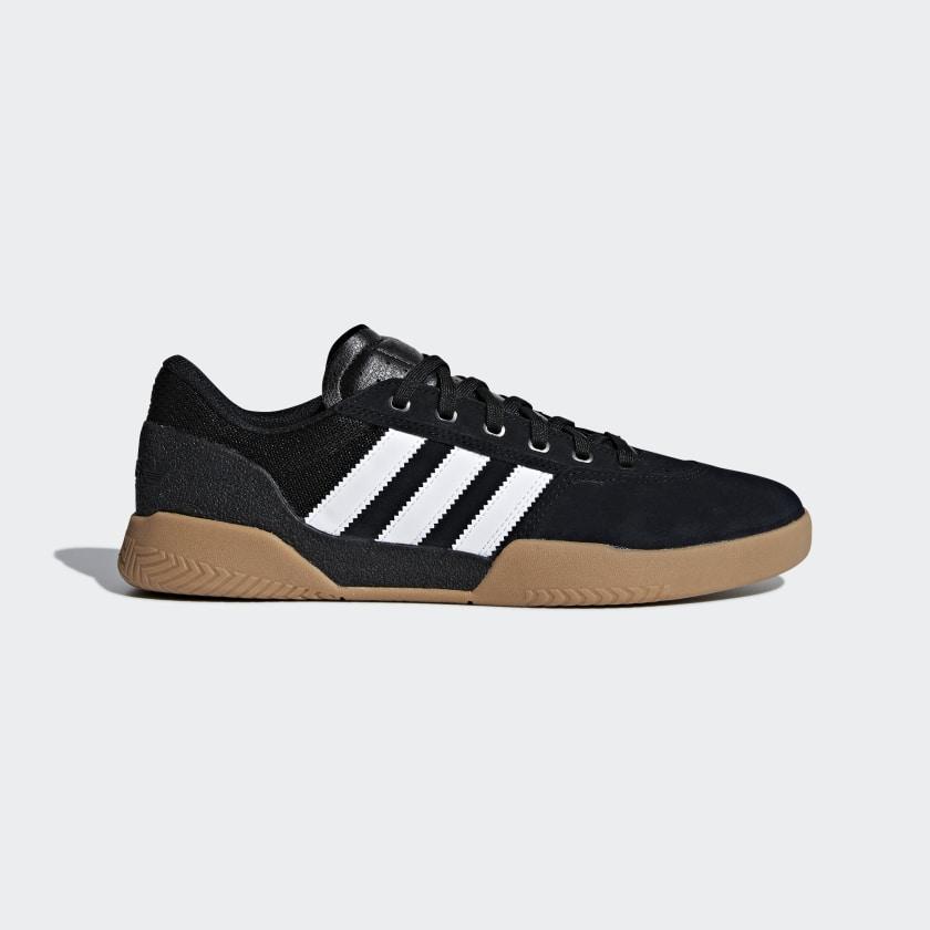 adidas City Cup Shoes - Black   adidas US
