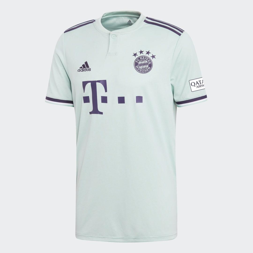 Гостевая игровая футболка Бавария Мюнхен adidas Performance