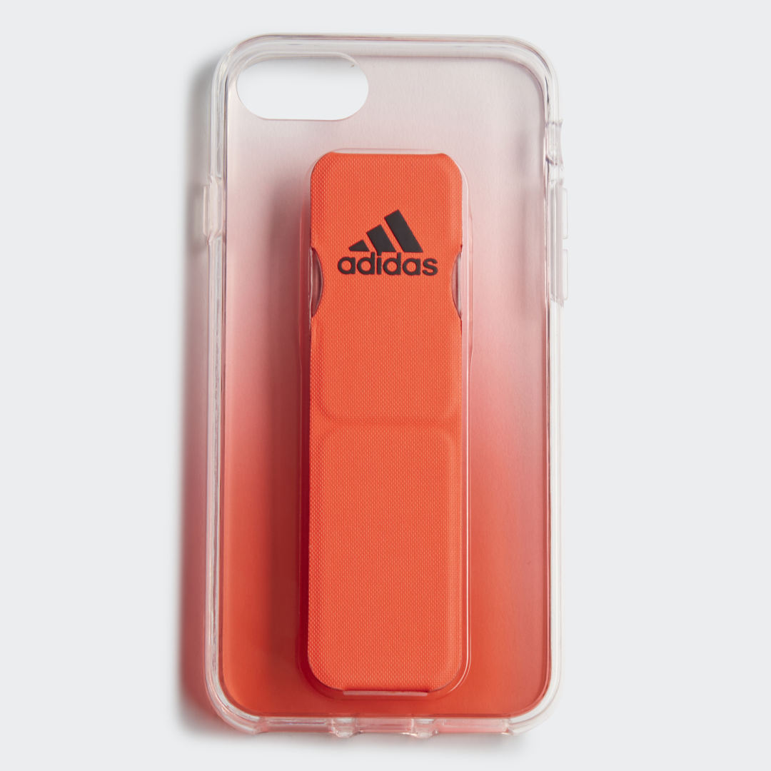 adidas Keep your mind on your workout, not the phone in your hand. This case for iPhone 6/6S/7/8 has an anti-slip grip. It provides access to your phone\\\'s ports and buttons so you stay in control when you\\\'re on the go.