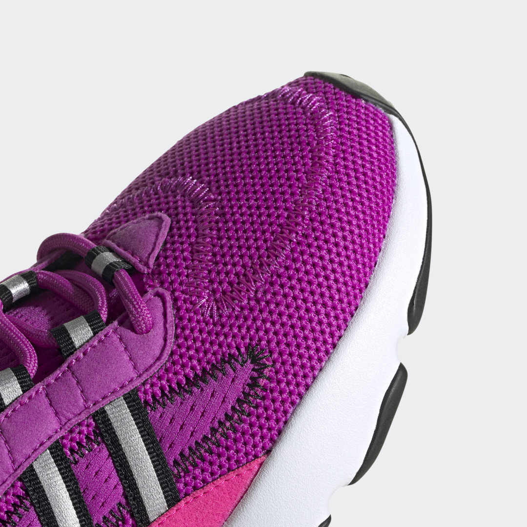Фото 4 - Кроссовки Haiwee adidas Originals черного цвета