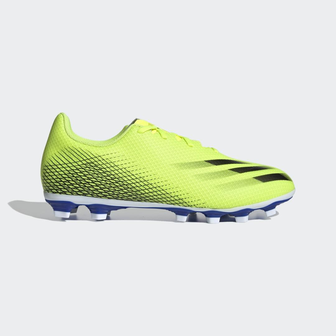 Футбольные бутсы X Ghosted.4 FxG adidas Performance