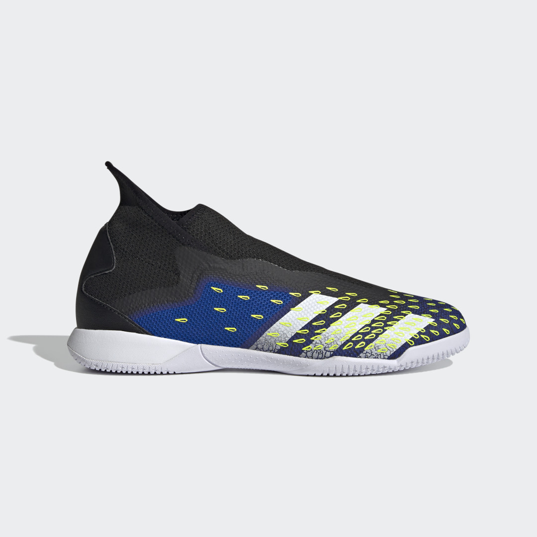 Футбольные бутсы (футзалки) Predator Freak.3 Laceless IN adidas Performance