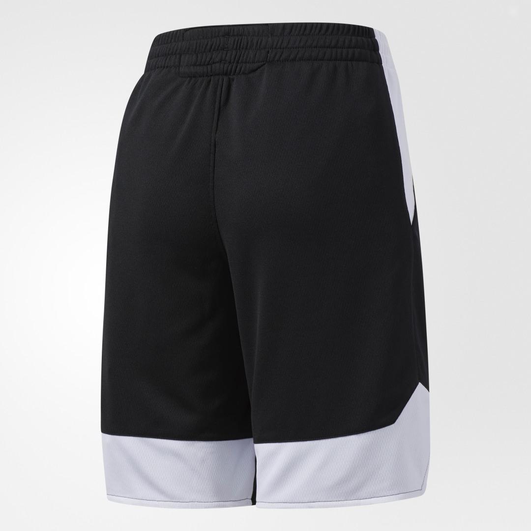 мужские шорты adidas, черные