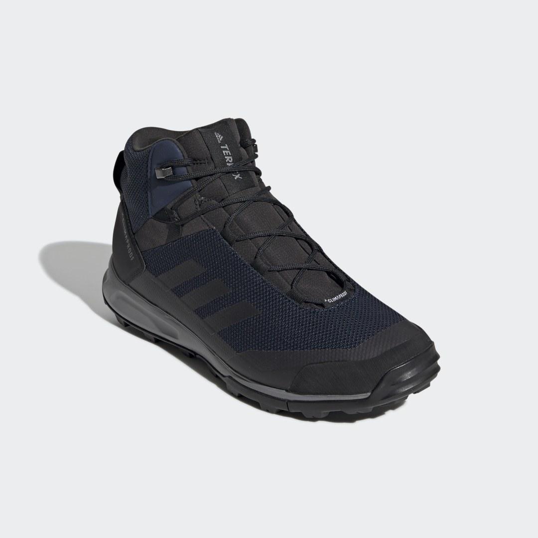 Фото 7 - Кроссовки TERREX Tivid Mid ClimaProof adidas TERREX черного цвета