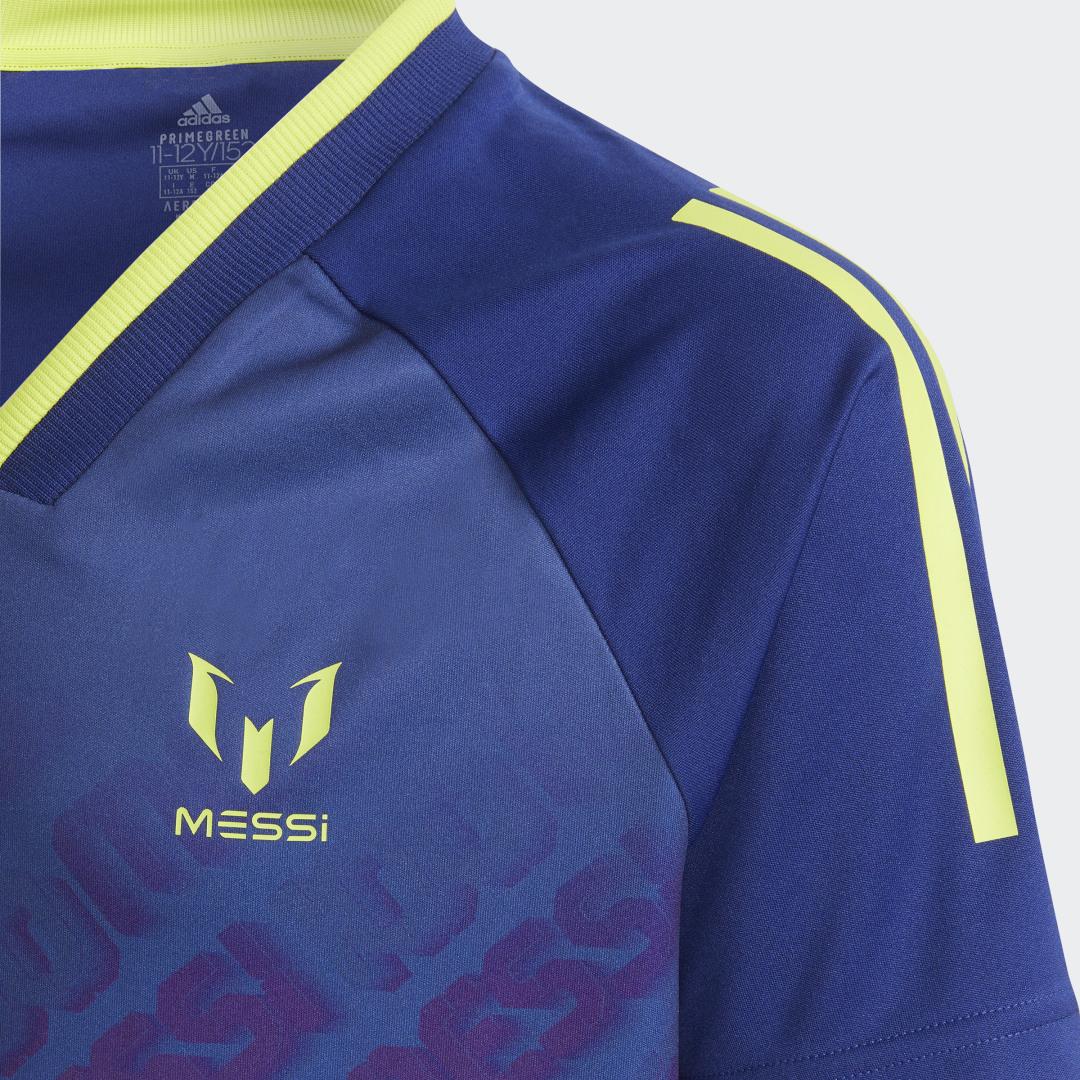 adidas Футболка AEROREADY Messi Football-Inspired Iconic adidas Performance