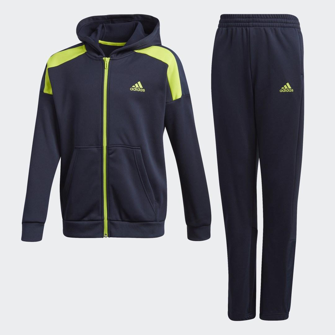 Спортивный костюм AEROREADY Warming Tech adidas Performance