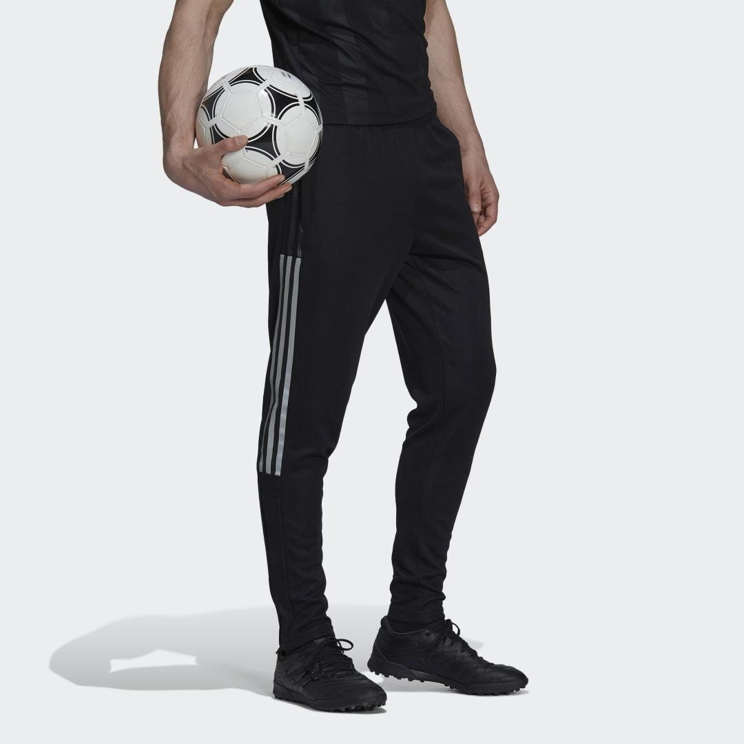 Светоотражающие брюки Tiro adidas Performance