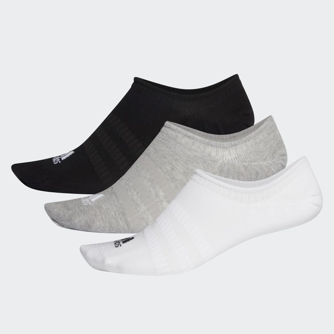 Купить Три пары носков No-Show adidas Performance по Нижнему Новгороду
