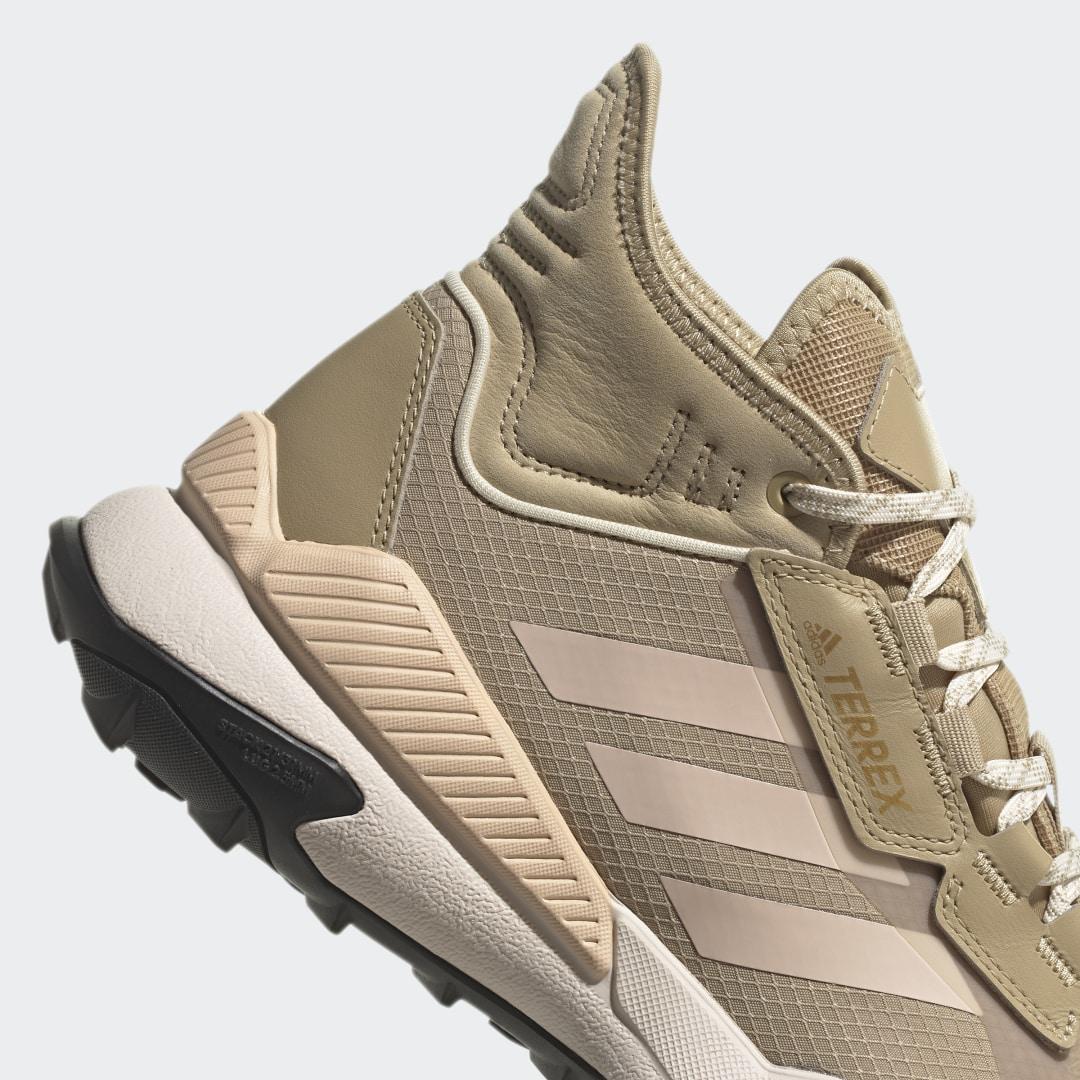 Высокие кроссовки для хайкинга Terrex Hyperblue RAIN.RDY adidas TERREX Черный FY9717