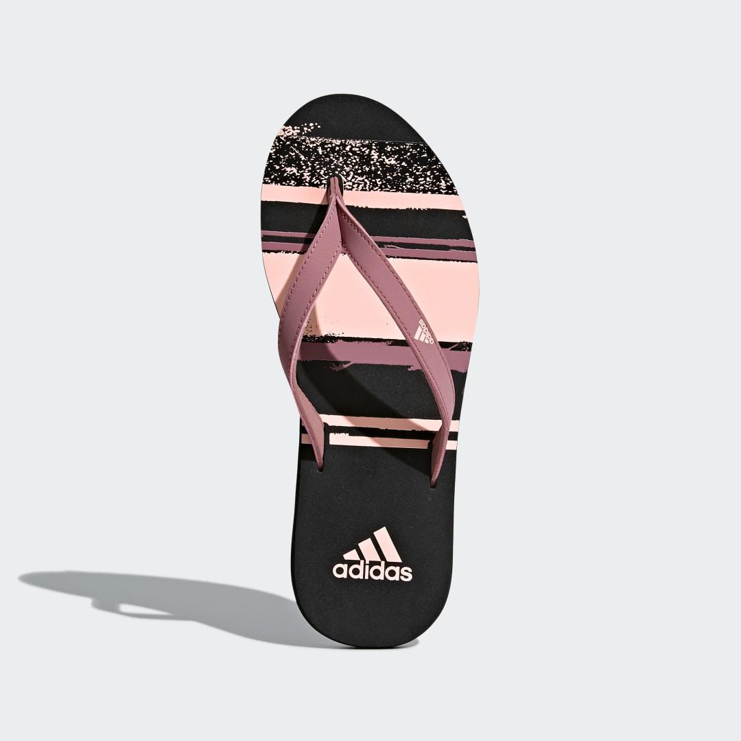 Фото 11 - Сланцы Eezay Essence adidas Performance черного цвета