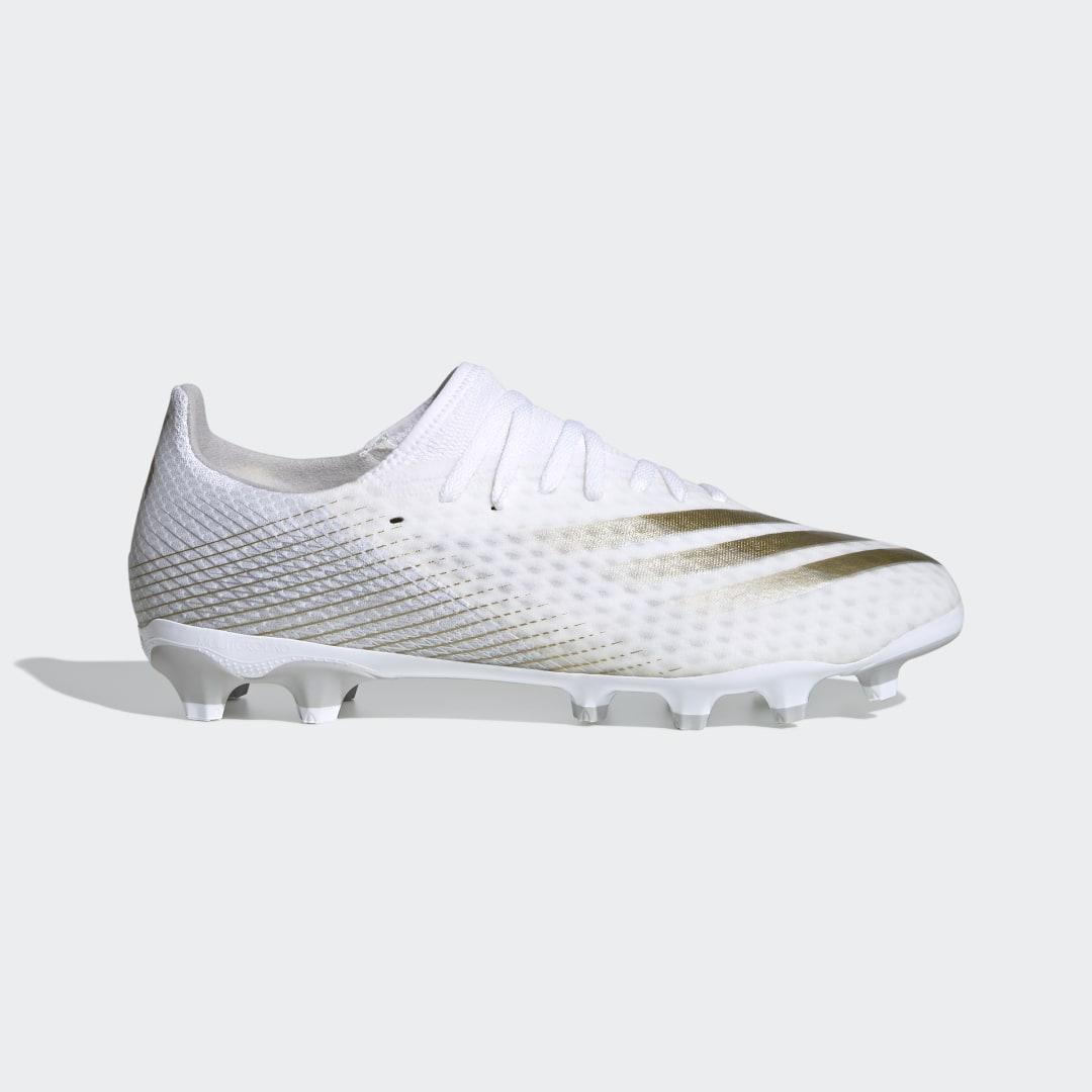 Футбольные бутсы X 3 MG adidas Performance