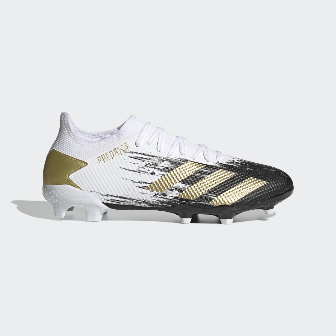 Футбольные бутсы Predator Mutator 20.3 Low-Cut FG adidas Performance