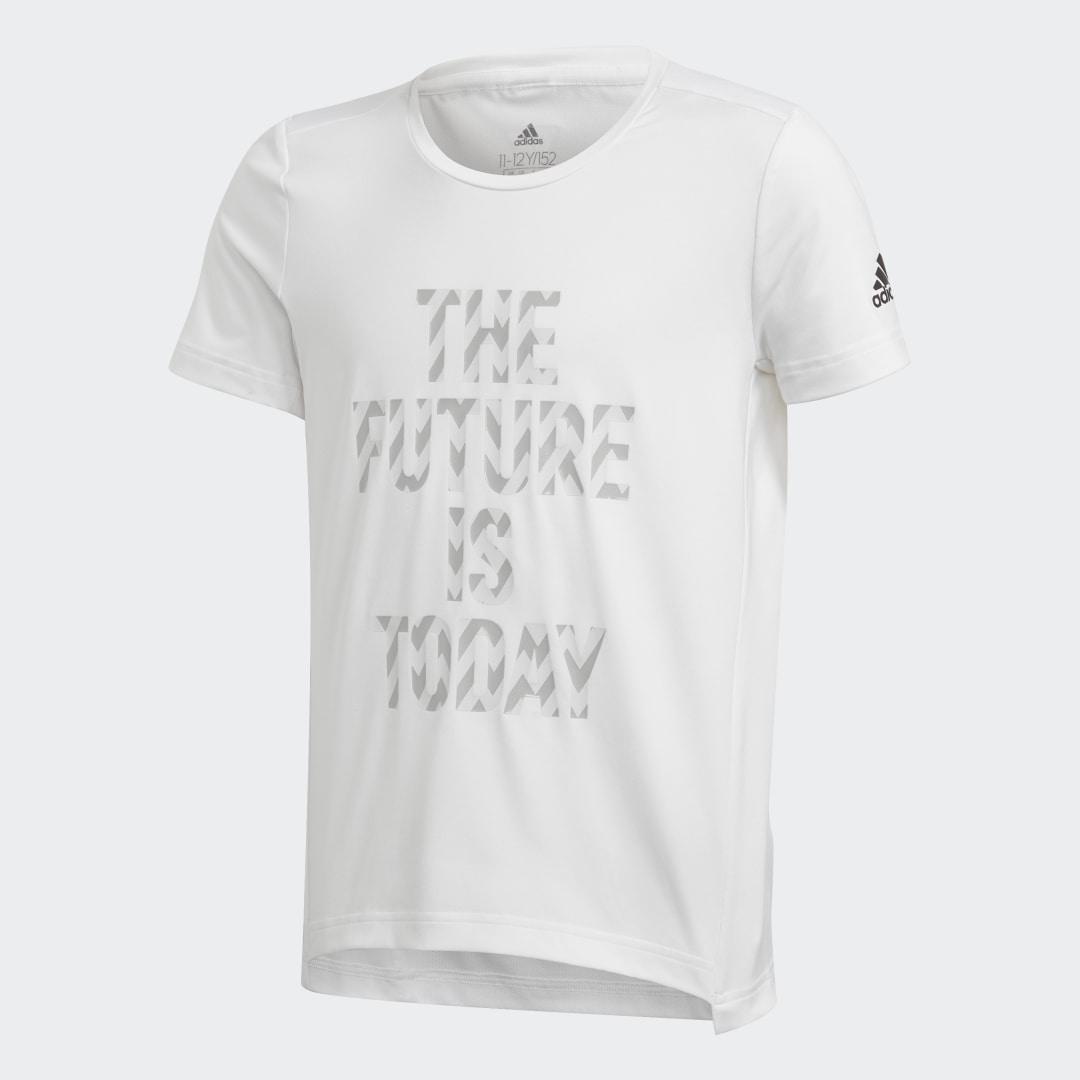 Футболка для фитнеса The Future Today adidas Performance