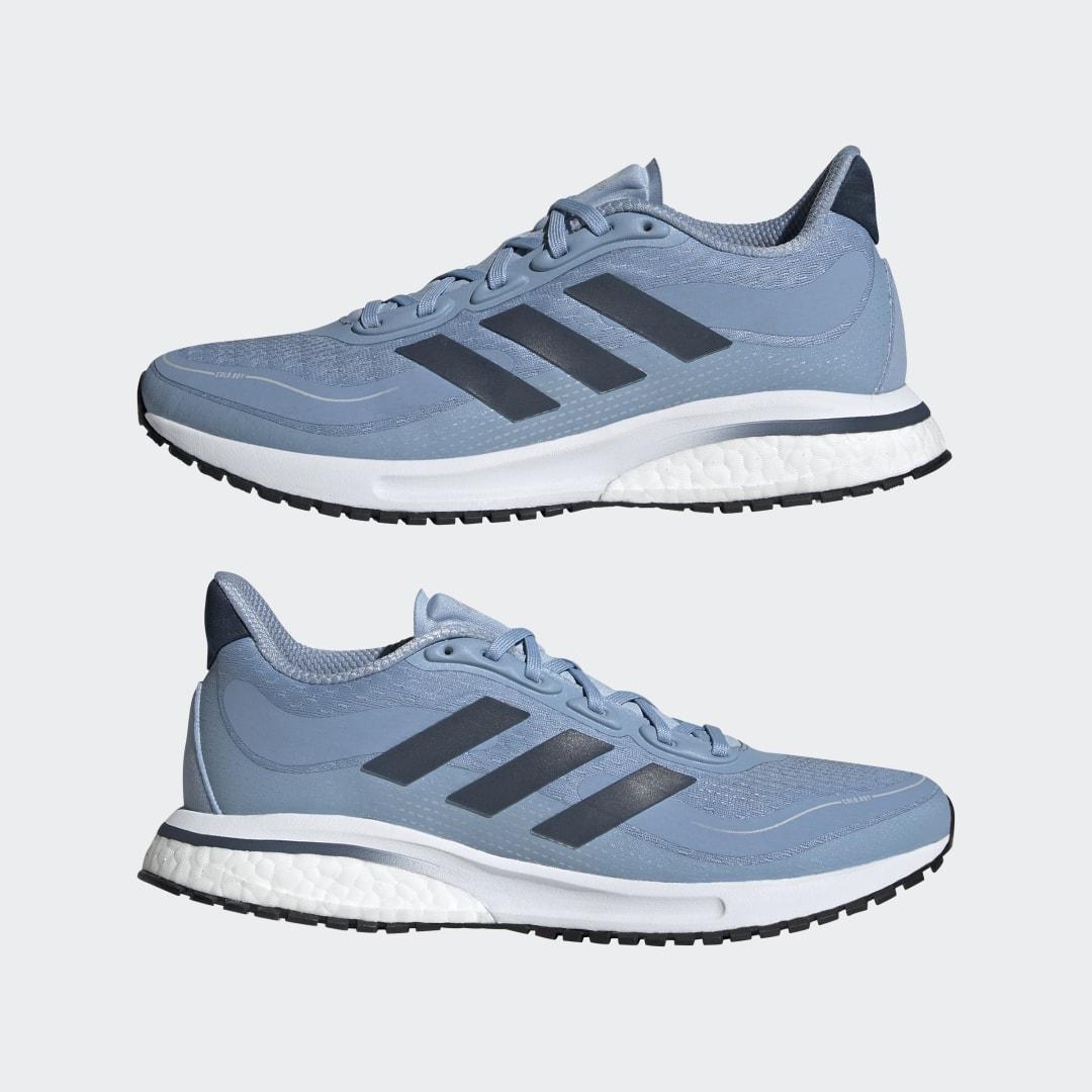 Кроссовки для бега Supernova COLD.RDY adidas Performance Синий FY2863